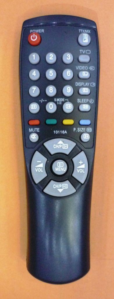 Samsung AA59-10116A, 10116A , 10116B (TV с t/t) (CK-2139XR, CK-2173, CK-25A6SXR, CK-29D4VR, CK-3385TBR, CK-3385ZR, CK-5085TBR, CK-5085ZR, CK-5385TBR, CK-5385ZR, CW-21A83NS8X, CW-29A8VHE)