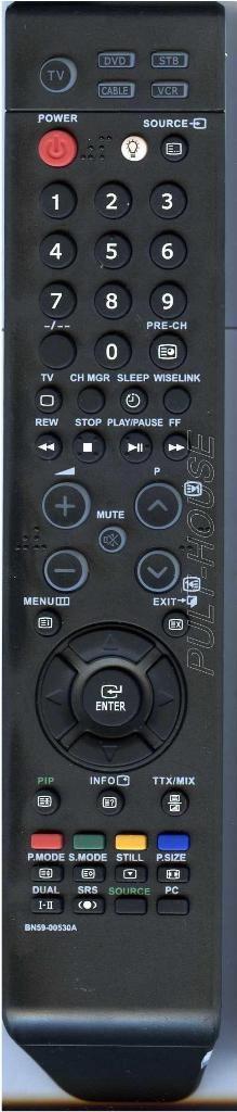 Samsung BN59-00530A (TV) (LE-40F71B, LE-40M71B)