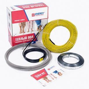 Теплый пол Energy кабель  680