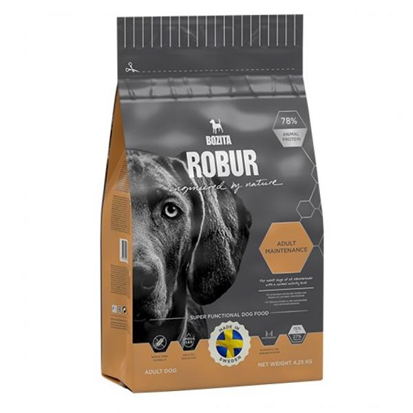 Корм сухой BOZITA ROBUR Adult Maintenance для взрослых собак с нормальным уровнем активности 13кг