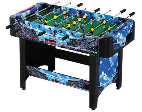 Настольный футбол (кикер) «Arsenal» (120x61x81см, синий)