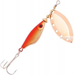 Блесна Extreme Fishing Absolute Obsession №4 /  15 гр / цвет:  09-Cu/Red/Cu