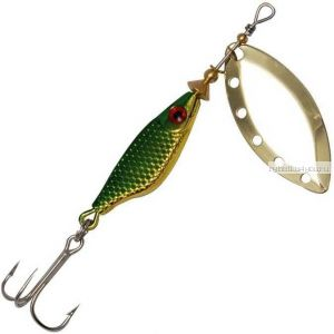 Блесна Extreme Fishing Absolute Obsession №4 /  15 гр / цвет:  10-G/Green/G