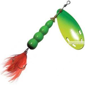 Блесна Extreme Fishing Certain Obsession №2 / 9 гр / цвет:  09-FluoGreen/FluoGr