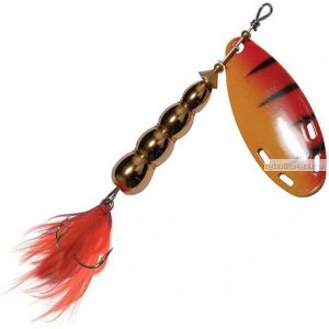 Блесна Extreme Fishing Certain Obsession №2 / 9 гр / цвет:  17-G/RedPerch