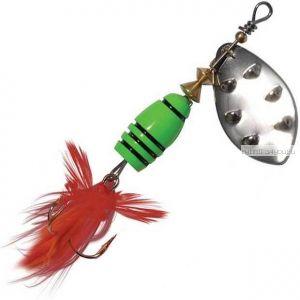 Блесна Extreme Fishing Total Obsession №1 / 5 гр / цвет:  09-FluoGreen/S