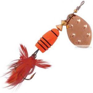 Блесна Extreme Fishing Total Obsession №1 / 5 гр / цвет:  10-FluoOrange/Cu