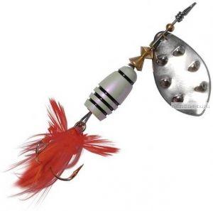 Блесна Extreme Fishing Total Obsession №1 / 5 гр / цвет:  17-PearlWhite/Cu