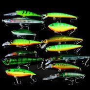 Набор рыболовных приманок LINGYUE 14 шт