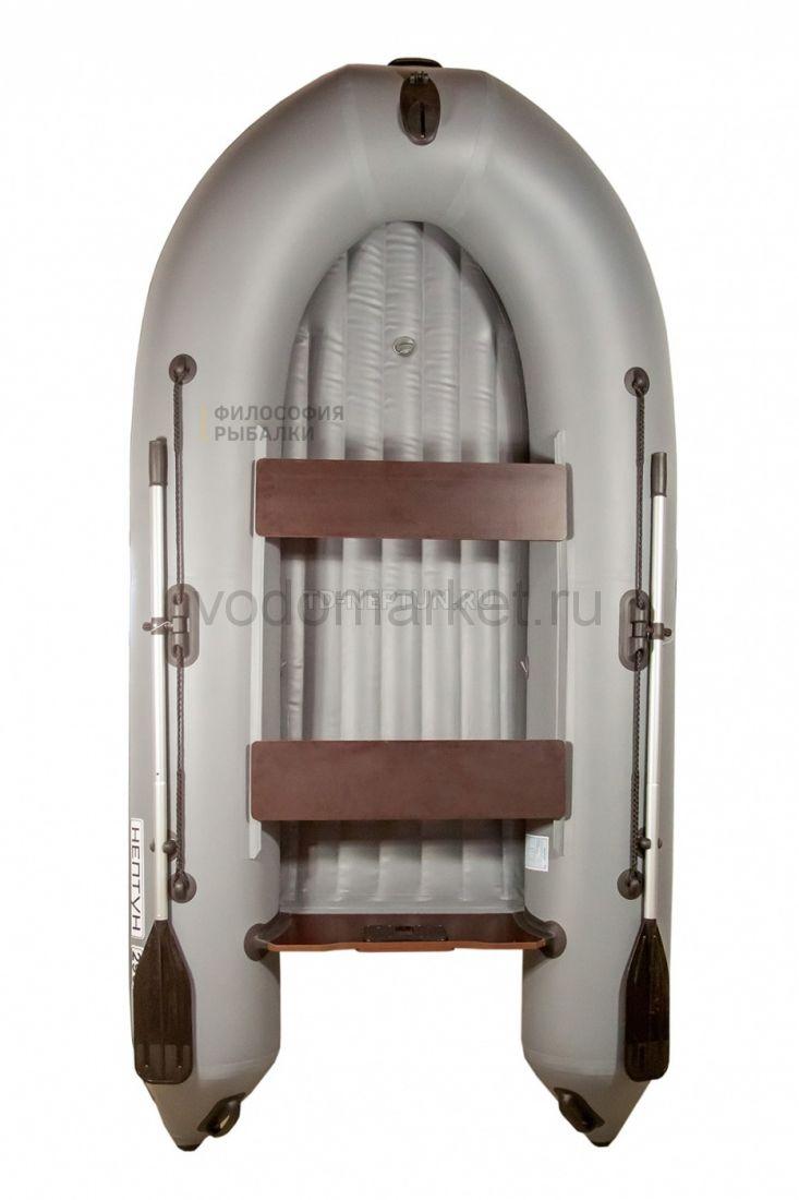 Лодка ПВХ Нептун КМ-290КМ D ND (Надувной пол)