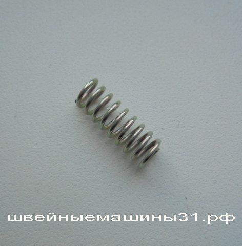 Пружина диаметр 7 мм, длина 20 мм.juki 735      цена 200 руб.
