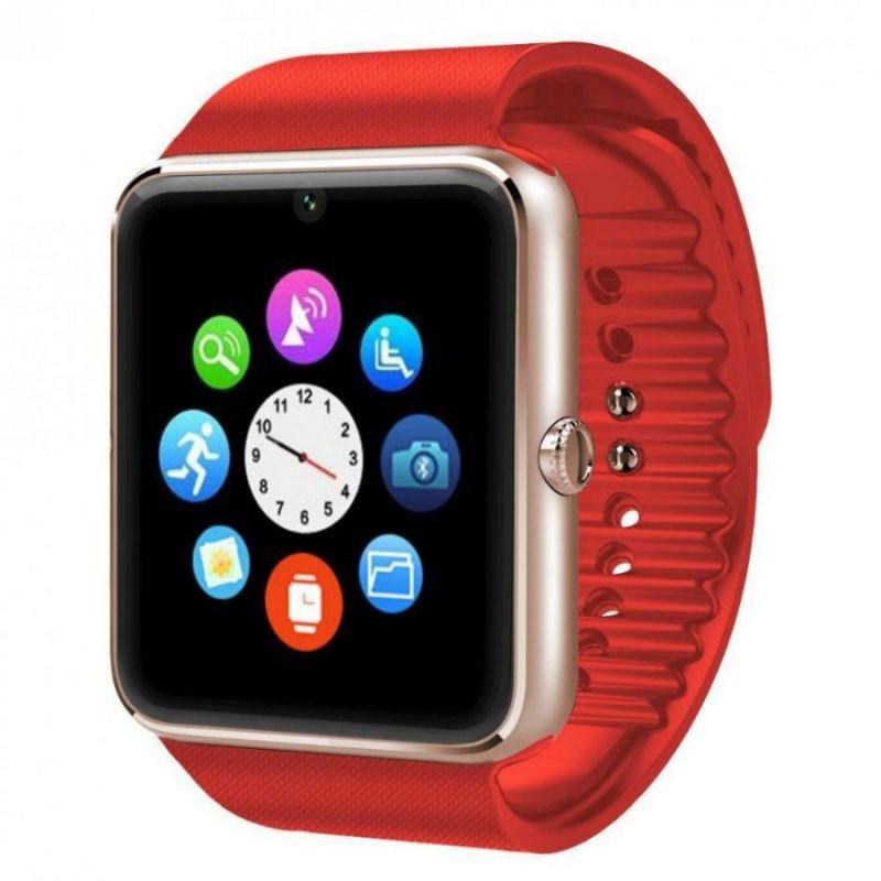 Умные Часы  SMART WATCH GT08, цвет красный