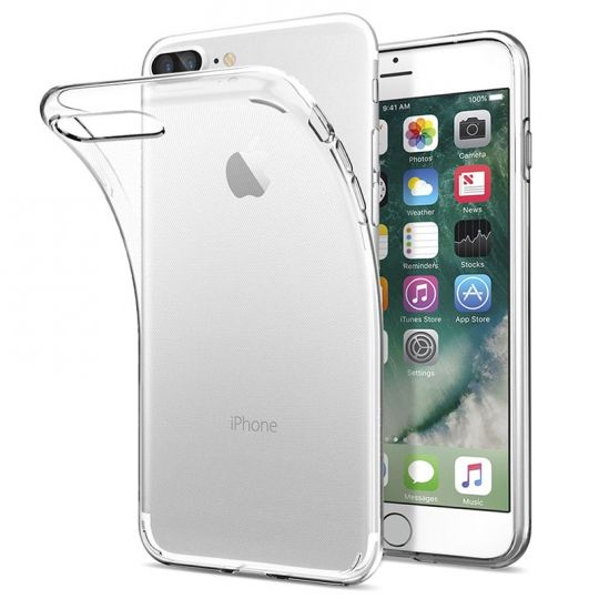 Чехол силиконовый для iPhone 7+/8+