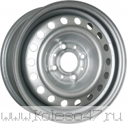 TREBL 6390T 5.5x14/4x108 ET18 D65.1 Silver