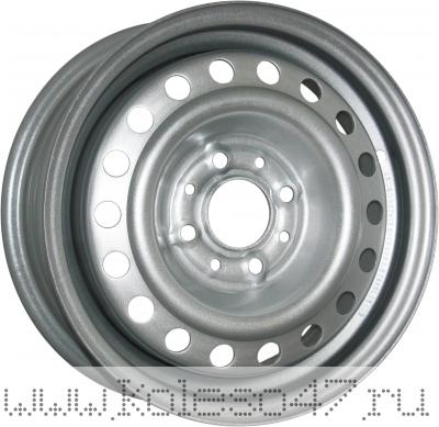 TREBL 7625T 6.5x16/5x114.3 ET39 D60.1 Silver
