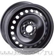 TREBL X40008 6.5x16/5x114.3 ET45 D66.1 Black