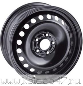 TREBL 9053 6.5x16/5x120 ET62 D65.1 Black