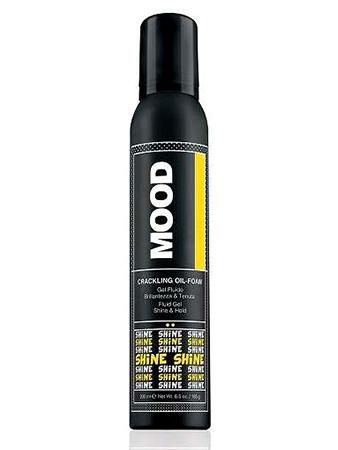 Mood Styling Cracking Oil-Foam Масло-мусс с термозащитой для укладки волос