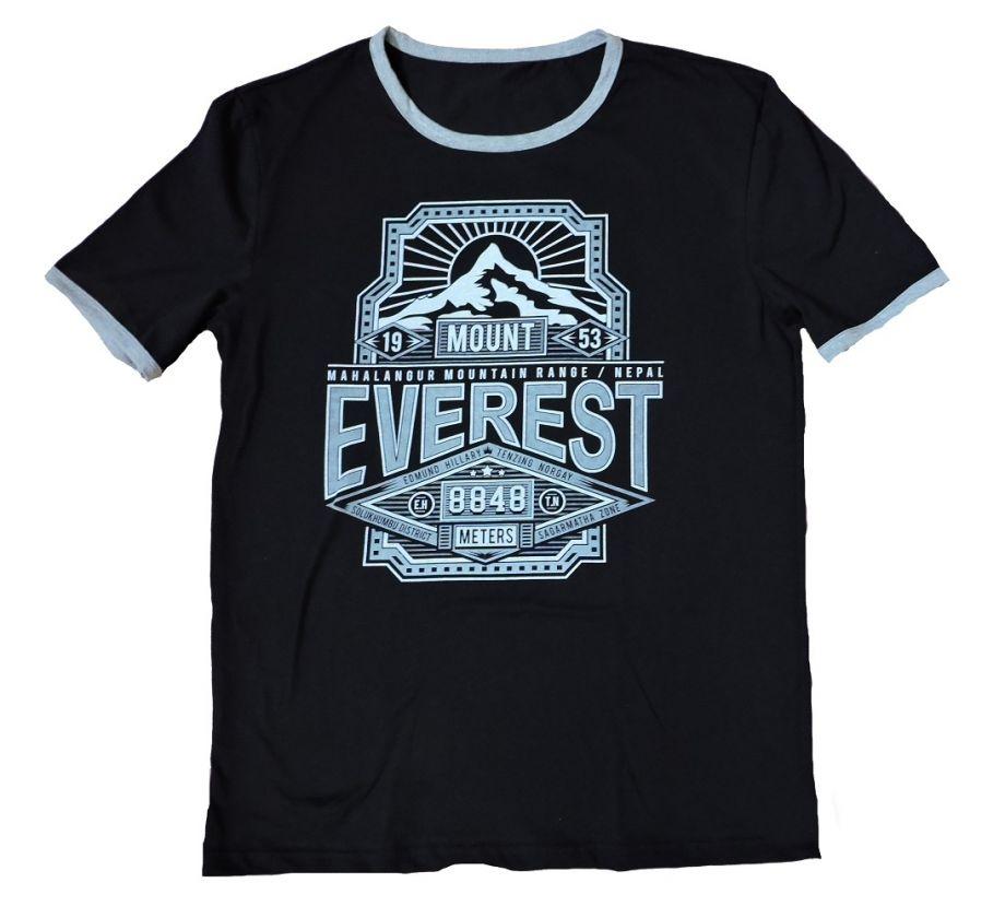 Футболка мужская Эверест Efri-Sf61 (хлопок)