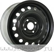 TREBL LT012 6.5x16/5x120 ET62 D65.1 Black