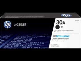 HP 30A, Оригинальный лазерный картридж  LaserJet, Черный (CF230A)