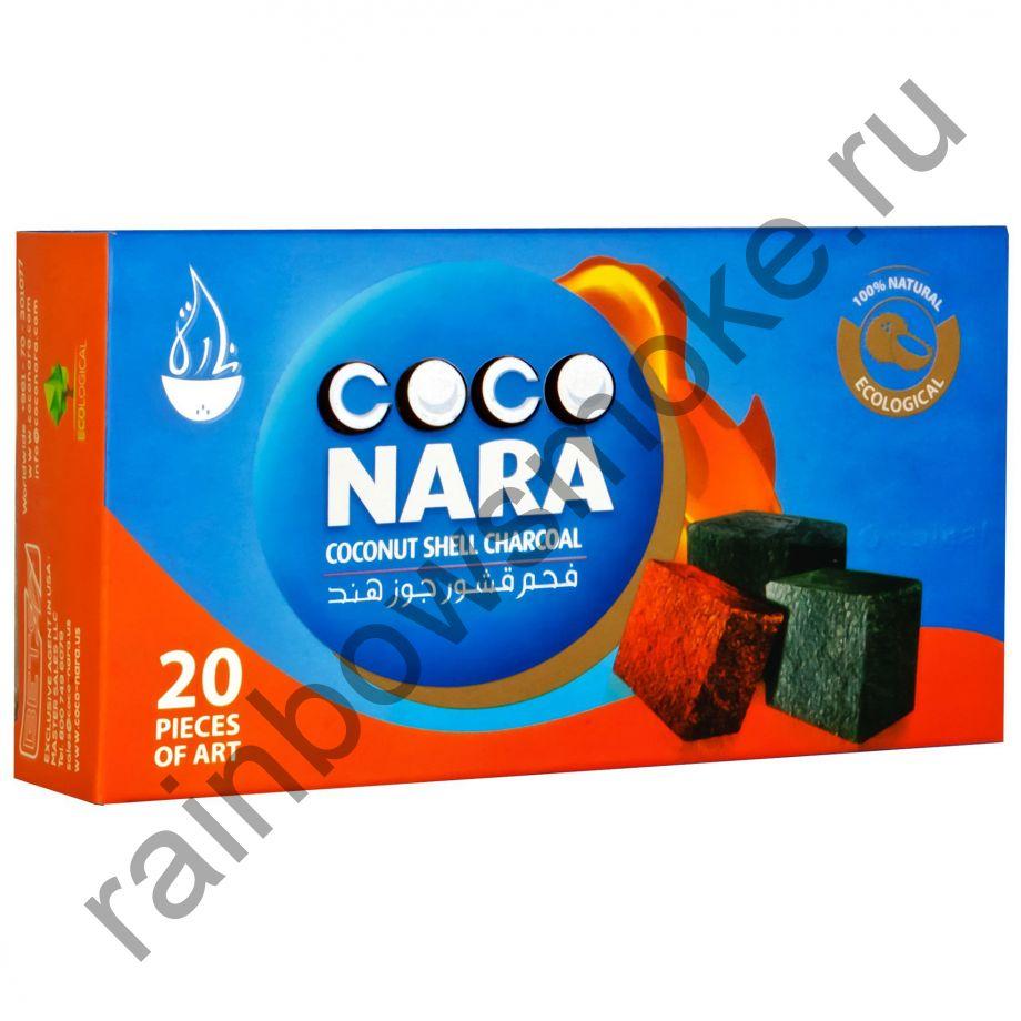 Уголь для кальяна Coco Nara Flat (20 шт)