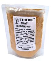 Капур Качри (порошок Имбирной лилии) маска для волос Этхерик | Etheric Shati Sugandha (Kapur Kachri Powder)