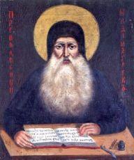Максим Грек (копия старинной иконы)