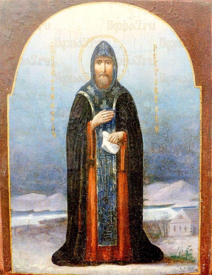 Иринарх Затворник (копия старинной иконы)