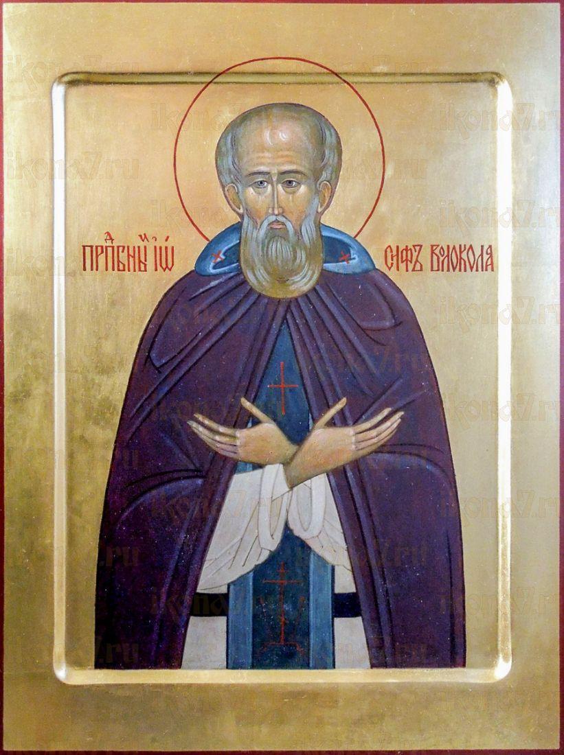 Икона Иосиф Волоцкий