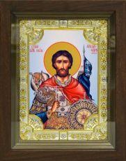 Александр Невский (24х30), серебро