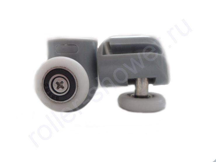 Ролик для душевой кабины VH001 верхний. Диаметр колеса (от 18,6 до 28мм)