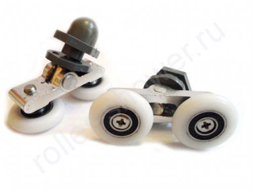 Ролик для душевой кабины VH006-1. Диаметр колеса (от 18,6 до 28мм)