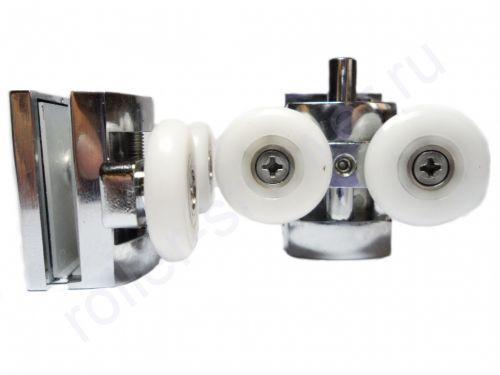 Ролик для душевой кабины VH021  Диаметр колеса (от 18,6 до 28мм) (комплект 8шт)