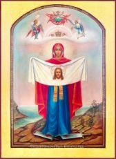Торжество Пресвятой Богородицы (Порт-Артурская) икона Божией Матери