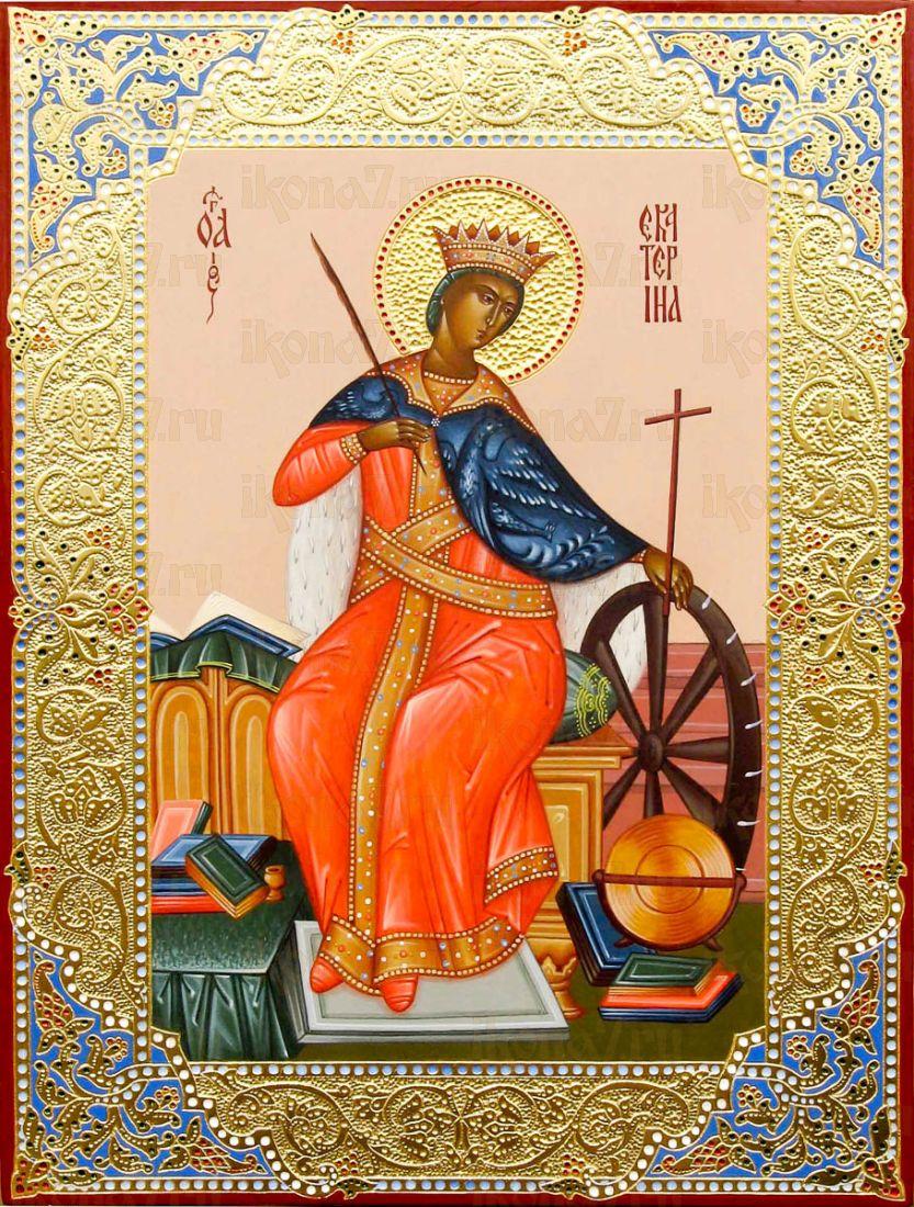 Икона Екатерина Александрийская