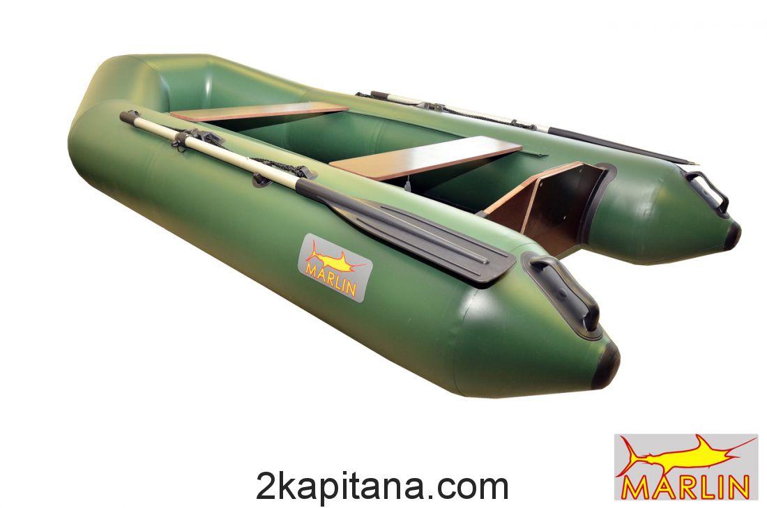 Лодка Марлин 290SL ПВХ Надувная