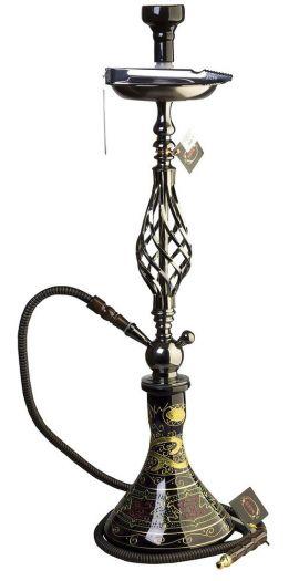 Кальян Ager 577 Black BN 76см