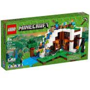 Lego Minecraft 21134 База на водопаде (повреждена упаковка)