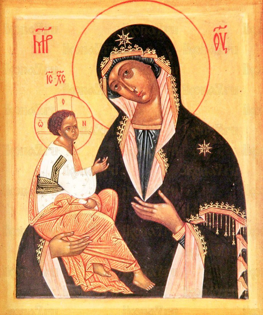 Гребневская икона Божией Матери (копия старинной)