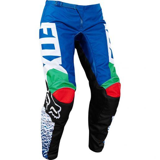 Fox 180 Womens Blue штаны женские, синие