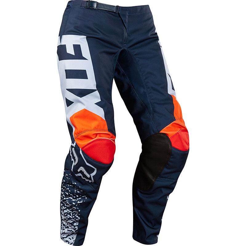 Fox - 2018 180 Womens Grey/Orange штаны женские, серо-оранжевые