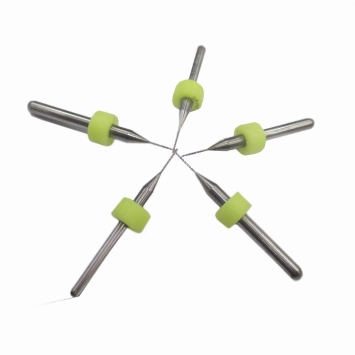Сверло для чистки сопла (0.1 мм; 0.2 мм; 0.3 мм; 0.4 мм; 0.5 мм; 1.0 мм)
