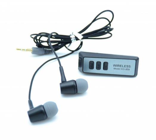 BLUETOOTH наушники капли KD-859C наушник вакуум - гарнитура (Bluetooth)