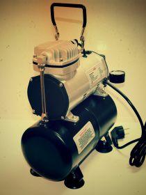 Компрессор 1203, с регулятором давления, автоматика, ресивер