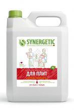 Средство чистящее, гелеобразное,  биоразлагаемое для кухонных плит, 5 л