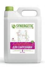 Средство кислотное, биоразлагаемое для мытья  сантехники, 5 л