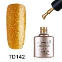 Lacomchir TD 142 гель-лак, 10 мл