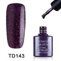 Lacomchir TD 143 гель-лак, 10 мл