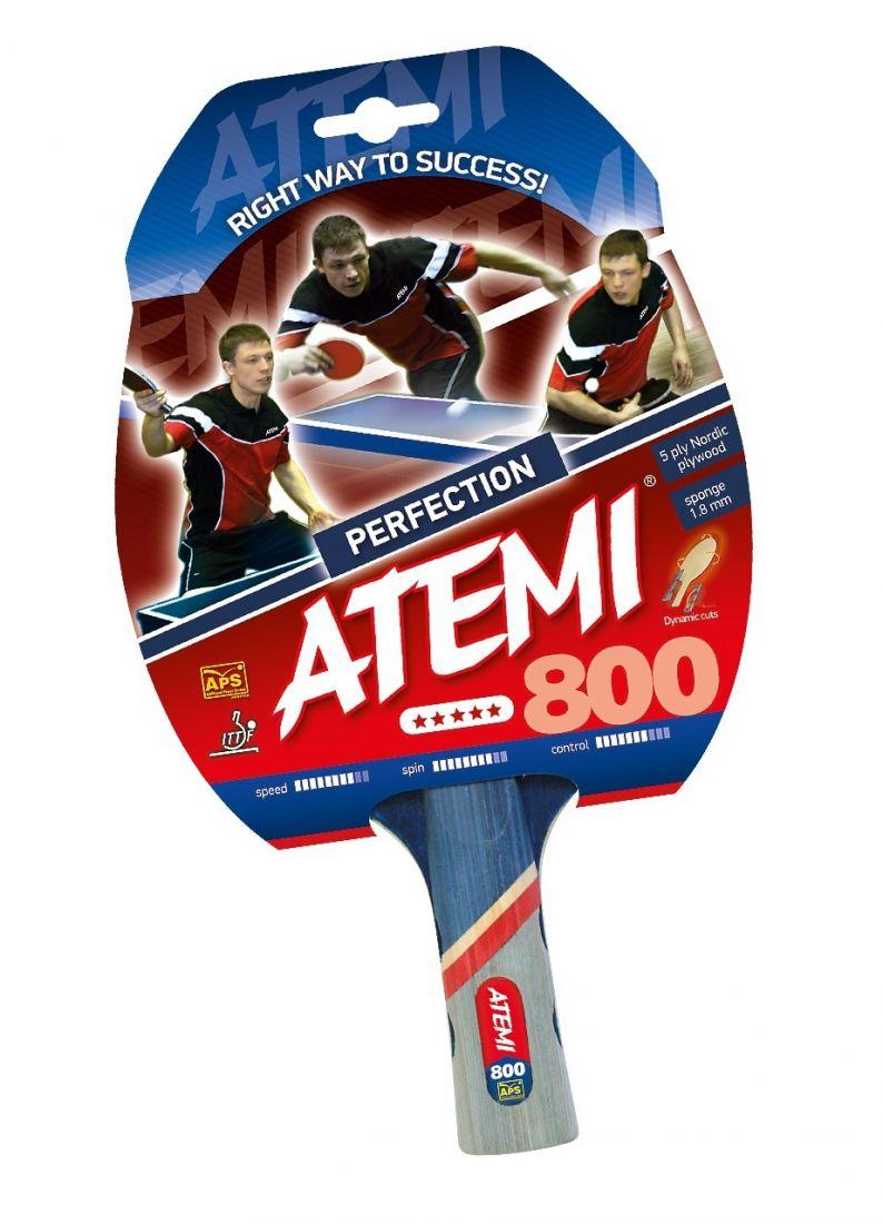 Ракетка для настольного тенниса ATEMI 800 5 звезд